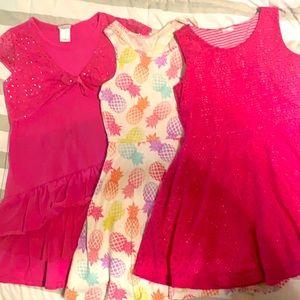 Girls Dresses size M 7/8